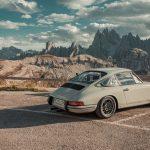 Falken Porsche ile Sanal Yolculuk Deneyimi Sunuyor