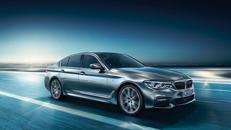 Kumho BMW 5 için Orijinal Ekipman Sağlayacak