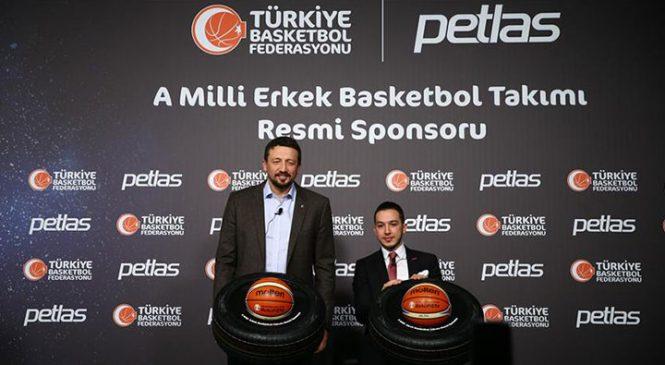 PETLAS A Milli Erkek Basketbol Takımı İçin Tüm Sporseverlerin Desteğini İstiyor